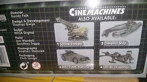 4 NECA Cinemachines ALIEN Series 1 Diecast Set M577 APC Vehicle+UD-4L Dropship+2