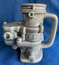 60s Vintage Stromberg 97 Carburetor Coffee Mug Cup Valley Ford Part N. Hollywood