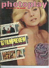 PHOTOPLAY JANUARY 1967 Andy Williams URSULA ANDRESS Kenneth Williams PAUL NEWMAN