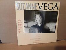SUZANNE VEGA - SELF TITTLED - SINGER SONGWRITER - VINYL LP - PLAY TESTED.