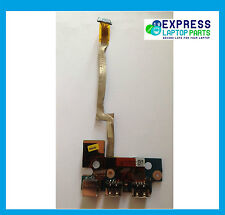 Puerto USB + Cable Toshiba Satellite P300 A300 USB Port Board  DABD3ATB6D0