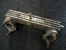 Ford pre x-flow Aquaplane inlet manifold for twin SU carbs (carbs not included)