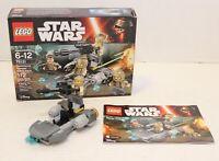 LEGO Star Wars 75131 Resistance Trooper Battle -  Includes 1 minifigures