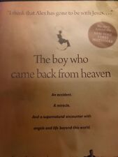 The Boy Who Came Back from Heaven NEW Christian DVD Documentary