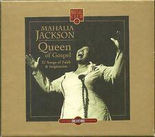 Jackson, Mahalia Queen of cecitermine Gold CD Music Club Limited Edit. avec nº Poo