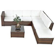 XXXL Loungeset Loungemöbel Set Gartenmöbel Polyrattan Loungemöbelset günstig