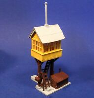 Vintage Revell HO Scale Switch Tower Dated 1958