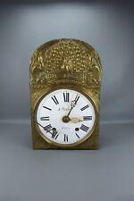Mouvement de Comtoise XIX ème à remettre en service French clock.