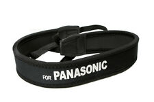 Neoprene Camera Neck Strap / Shoulder Belt for PANASONIC LUMIX G DMC-L1 L10 GH3K