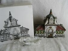 Dept 56 - North Pole - Hall Of Records - Mint - #56392