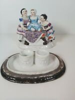 Conta & Boehme Germany Figural Inkwell, Appr.13cm Tall
