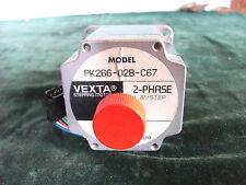 Vexta ; Schrittmotor;PK266-02B-C67;DC 3,5 ; 2 -Phase;1,8 Step
