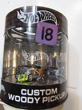 HOT WHEELS 2003 TRUCK SERIES 3/4 - CUSTOM WOODY PICKUP
