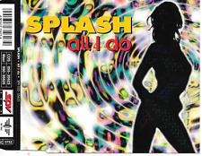 SPLASH - All i do CDM 3TR Eurodance 1994 Germany (SPV)