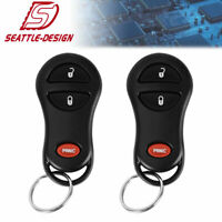 Dodge CHRYSLER OEM Keyless Entry-Key Fob Remote Transmitter 68234959AB