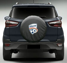 Adelaide United 4WD Spare Wheel Cover LARGE 77cm - HALF PRICE & FREE DELIVERY