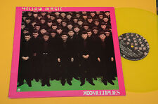 YELLOW MAGIC ORCHESTRA LP MULTIPLES 1°ST ORIG USA 1979 VINILE GIALLO EX !