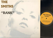 The SMITHS Rank LP NMINT Gatefold LIVE 1988 Morrissey