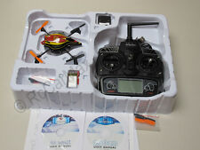 Walkera QR InfraX Mini Quadcopter DEVO 2402D Transmitter RTF(OPEN BOX)