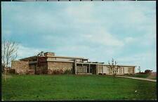 SHARPSBURG MD Antietam Battlefield Visitor Center Vintage Postcard Old Maryland