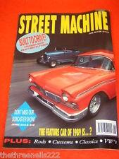 STREET MACHINE - HEAVY METAL FORDS CRUISING - JUNE 1990