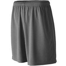 Augusta Sportswear Men's Moisture Wicking Full Cut Mesh Athletic Short. 805