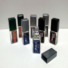 LOT 4 Mini Travel Pocket Size Men Cologne Perfume NEW