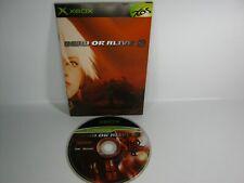 Dead or Alive 3 (XBOX) envoi rapide
