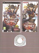 Rare !!! YU GI OH! 5D's TAG FORCE  4 : Le Volet le plus Abouti de la Série  PSP