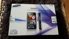 Samsung Dual Sim Handy SGH-D980