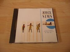 CD Joyce Sims - Come into my life - 1987/1988