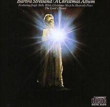 BARBRA STREISAND A Christmas Album CD BRAND NEW