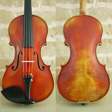 "Guarneri Del Gesu 1742 ""Lord Wilton"" Violin European Spruce Aubert bridge #534"