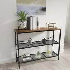 YITAHOME Console Table End Side Stand Table Hallway Entryway Desk Living Room