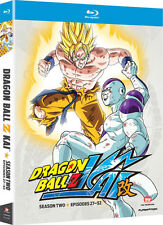 Dragon Ball Z Kai . The Complete Season 2 . Dragonball . Anime . 4 Blu-ray . NEU