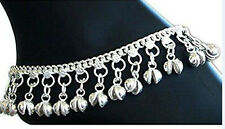 Fashion Traditional Belly Anklet Dance Ghungroo Anklet with Jingling Bells-Toned