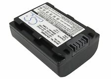 Li-ion Battery for Sony DCR-SR62E DCR-HC48 HDR-SR11E HDR-SR10E DCR-DVD653E NEW