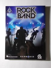 *Rock Band - Songbook Hal Leonard-Harmonix-Mtv