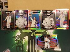 Richard Petty Prizm card lot 6 cards / 1 numbered