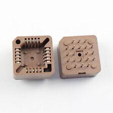 5Pcs PLCC20 20 Pin DIP Socket Adapter PLCC Converter