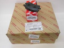 LEXUS OEM FACTORY FRONT BRAKE PADS AND ROTOR SET 2002-2003 RX300