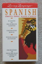 Living Language Spanish : The Complete Living Language Course by Irwin Stern...