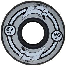 Aggressive Inline Skate Wheel Rodas Razors 57mm 90a Black