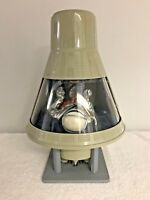 1966 GI Joe Custom Designed Space Capsule Display Stand - No More Roll Overs ! -
