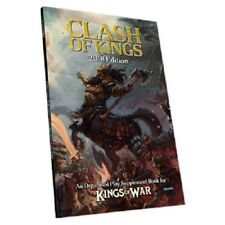 Clash of Kings 2018-Kings of War SUPPLEMENTO-Mantic Games-inviato 1ST Class
