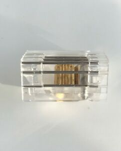 STANDARD VENETIAN BLIND CORD LOCK USED IN MOST 25mm/35m  BLINDS