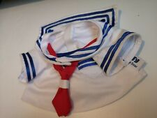 Duffy The Disney Bear Sailor Outfit Fits Duffy Or Build / Design A Bear Clothes
