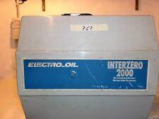 Ölbrenner Electro_Oil  Interzero 2013 -HV