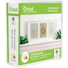 Cricut Winter Wonderland Cartridge  in its original packaging..