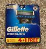Gillette Proglide Power Razor Blades 5 Cartridges FAST Shipping